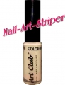 Nailart-Lack #001 pure cream white (7 ml)
