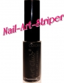 Nailart-Lack #002 pure black (7 ml)