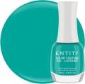 Hybrid-Nagellack Gel-Lacquer >236 Poolside In Palm< (15 ml)