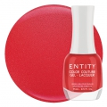 Hybrid-Nagellack Gel-Lacquer >131 Red Rum Rouge< (15 ml)