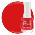 Hybrid-Nagellack Gel-Lacquer >124 A-Very Bright Red Dress< (15 ml)